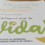 Encuentro Zonal de las comunidades de Ceres, Cosquín, Villa Allende y Córdoba.
