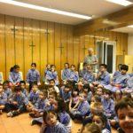 Inicio de curso en el colegio de Escaldes (Andorra)