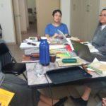 1ª Reunión del Equipo de Formación Inicial General