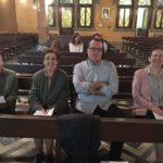 Desde Lleida… Eucaristía de inicio de curso con el personal y la comunidad