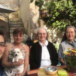La comunidad de Roma celebra la vida de nuestra hermana Teresa