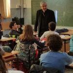 El Obispo de Urgell visita nuestro colegio de Escaldes