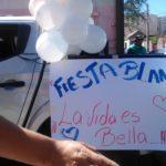 """En Copiapó (Chile) celebran la """"Fiesta Blanca"""""""
