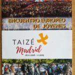 Madrid acoge la 41ª edición del Encuentro Europeo de Taizé… y nosotras estamos presentes como familia janeriana