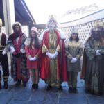 Sus Majestades de Oriente visitan nuestra comunidad de Seo
