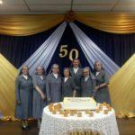 ¡50 años de entrega al Señor!