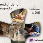 Nos unimos a la celebración del Día de la Vida Consagrada