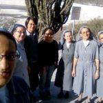 Y sigue la maratón misionera… en Valle de Santiago