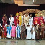 Pequeñas y mayores celebran la Semana Santa en el Liceo Belén