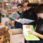 Libros solidarios para Sant Jordi