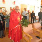 Vigilia del Domingo de Ramos en el Hospital de Seo de Urgell