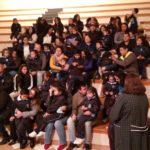 Familias y alumnos trabajan juntos el lema pastoral