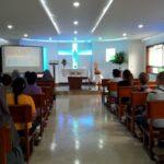 Oración de Laudes y Via Crucis desde nuestra comunidad de Bello
