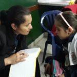 Clase abierta de Catequesis con padres y alumnos de 2º grado