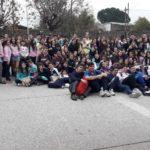 Los alumnos del último curso del Secundario y su último Mes Janeriano…