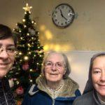 Actividades pastorales desde nuestra comunidad de Roma