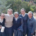 Las formandas de Córdoba viven unos días de Ejercicios Espirituales