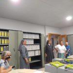 Traslado del Archivo General a Peñagrande (Madrid)