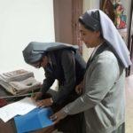 Gracias, Señor, por el Sí renovado de nuestra hermana Anais