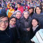 Marcha Juvenil de la diócesis de Irapuato