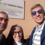 El Equipo de apoyo a la Titularidad visita el colegio de Viladecans