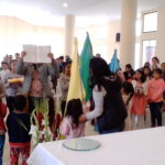 """Eucaristía de Consagración a la """"IAM"""" en Profam (Perú)"""