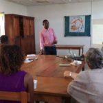 Reunión del Equipo Docente del colegio de Nsork