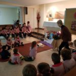 EN EL SAFA DE MADRID SE PREPARARON BIEN PARA RECIBIR A JESÚS