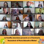 SOÑAMOS DESPIERTOS, SOÑAMOS JUNTOS: UN PACTO GLOBAL EDUCATIVO