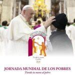PREPARACIÓN A LA IV JORNADA MUNDIAL DE LOS POBRES