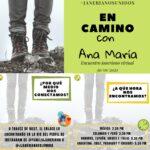 JANERIANOS UNIDOS: EN CAMINO CON ANA MARÍA JANER (ENERO)