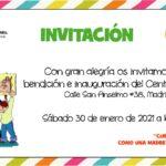 AMANI (MADRID): ¡NOS PONEMOS EN CAMINO!