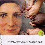 11 DE ENERO: FIESTA VIVIDA EN COMUNIDAD
