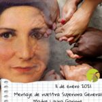 MENSAJE DE NUESTRA SUPERIORA GENERAL, MADRE LAURA GARIONE