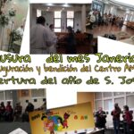 CLAUSURA DEL MES JANERIANO Y BENDICIÓN DEL CENTRO AMANI