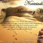 NOVICIADO DE MARIANA Y MARLEN